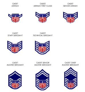 Cadet Ranks